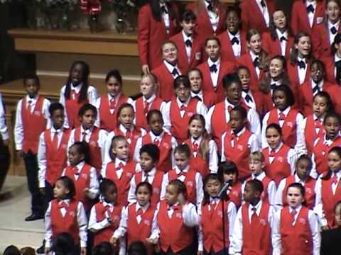 Chicago Children's Choir 11/16/07 #17 - YouTube