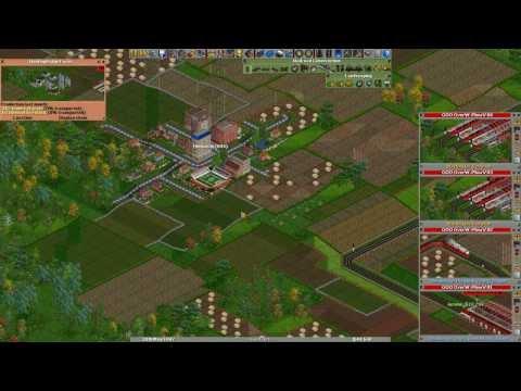 CapnGoof Plays OpenTTD - Week 05