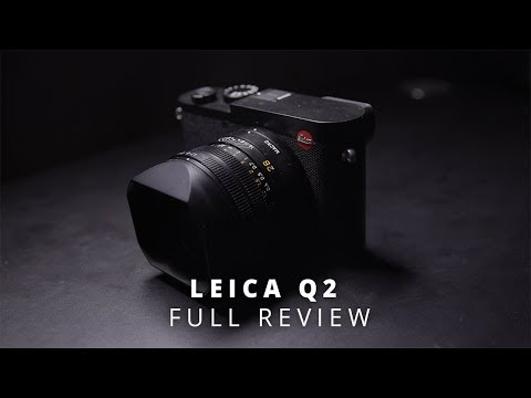 Leica Q2 Compact Full Frame Camera | Full Review & Sample Photos