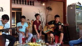 Hà giang trong tôi- Giao lưu nhóm guitar Vị Xuyên