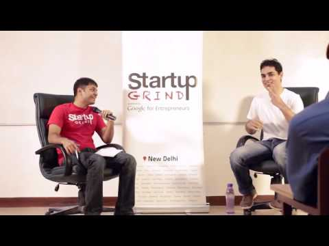 Ankur Warikoo, CEO Groupon India at Startup Grind New Delhi