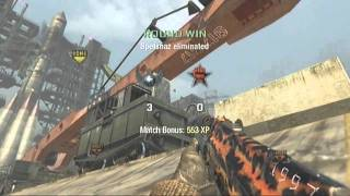 Black ops Search and destroy 19 - 4  (SnD) | HD