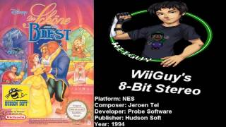 Beauty and the Beast (NES) Soundtrack - 8BitStereo