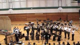 "Illiana Jazz Band ""On the Sunny Side of the Street"" - Mark Taylor, arr."