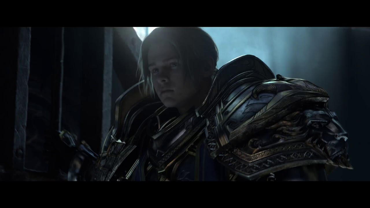 Wow Saurfang Cinematic Lost Honor Youtube