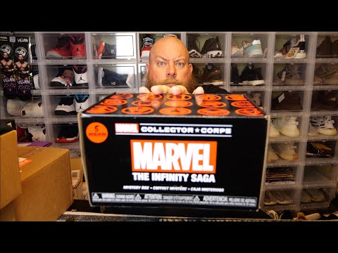 Opening Up The March 2020 Marvel Collector Corps Infinity Saga Mystery Box + Exclusive Funko POP