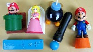 Super Mario Nintendo Wii Sony PS3 Move Motion Contoller