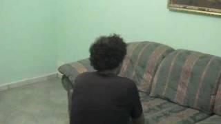 Casa Infestata - Testimonianza di una casa infestata da uno spirito VIDEO 1 DI 3 ( Hunter Brothers )