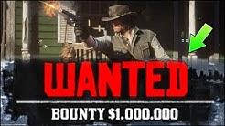KOPFGELD LOSWERDEN in RED DEAD REDEMPTION 2 - Bountys verhindern und auslösen