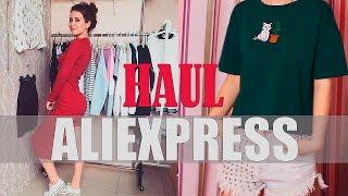 HAUL: Покупки с сайта Aliexpress/Lucluc Fosssaaa