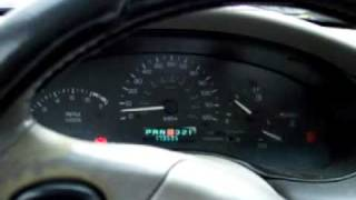 The sound of bad wheel bearings