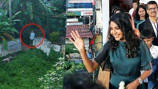 ഐശ്വര്യ ലക്ഷ്മിയുടെ ഹായ്.. റോഡിൽ കണ്ടു നിന്ന ചേട്ടൻ അന്തംവിട്ടു !! | Aishwarya Lakshmi At Edapally.