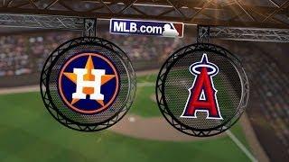 5/20/14: Freese, Trout lift Angels over Astros