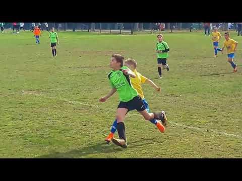 Rosalie en action avec le FC STEPHANOIS de ST ESTEVE - 17.03.2018