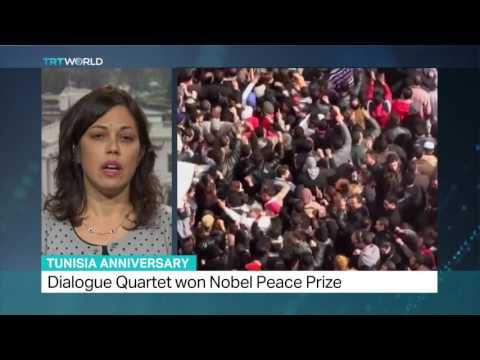 TRT World - Interview with analyst Sarah Feuer on Tunisian revolution