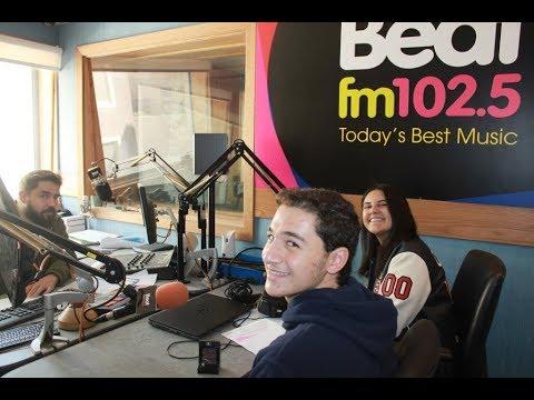 I'MUN At Beat FM Studios