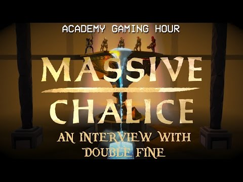 Academy Gaming Hour w/ Double Fine