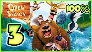 Open Season Walkthrough Part 3 (X360, Wii, PS2, PC, XBOX) 100% Mission 6 - 7 - 8