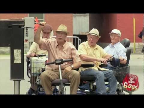 Elderly Gangsters