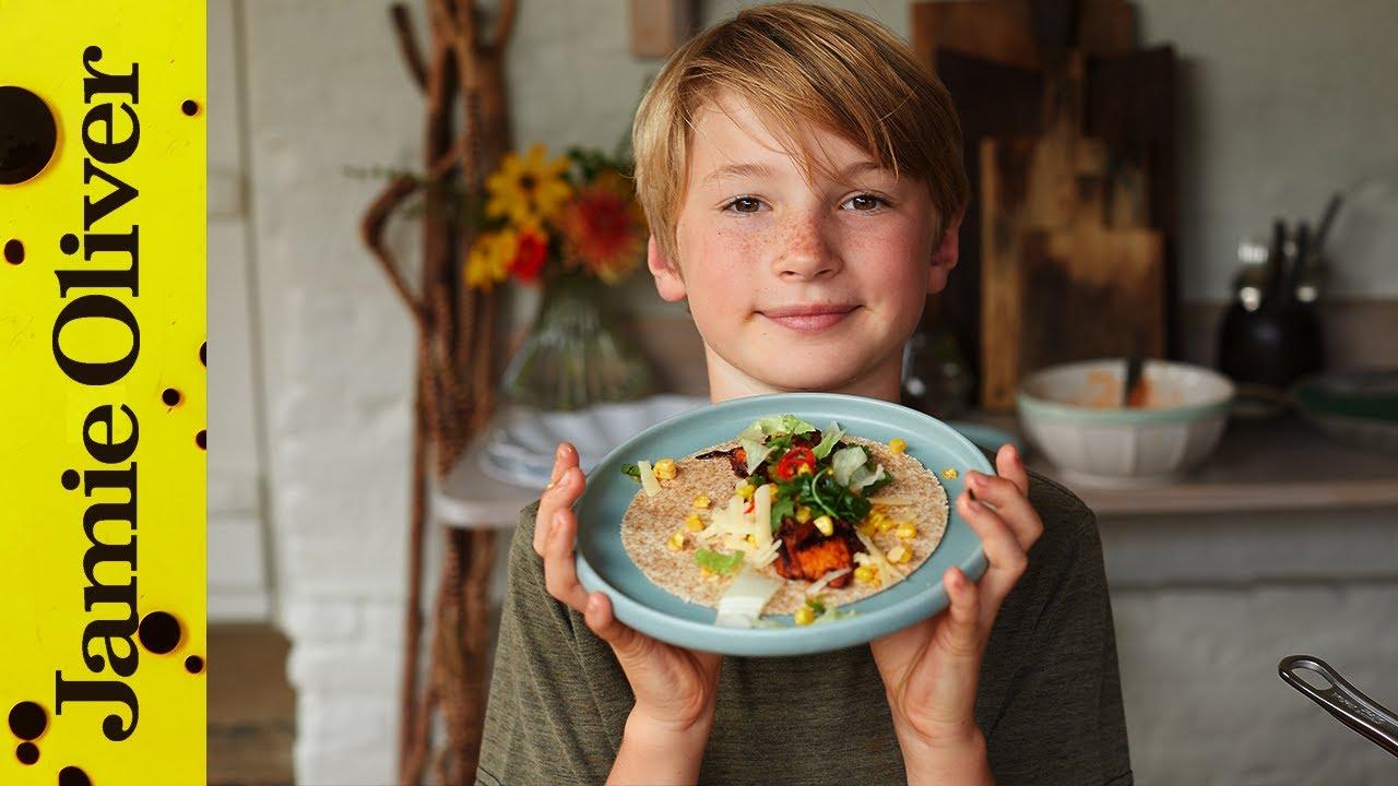 Chicken Fajitas | Buddy Oliver | #CookingBuddies