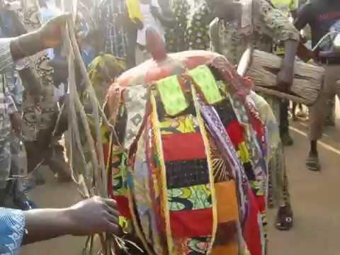 Download BABA OLOSUN'S EGUNGUN FESTIVAL. OKINNI NIGERIA 2013