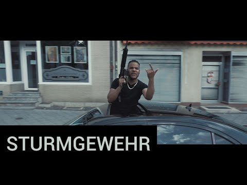 Tony Brown ► STURMGEWEHR ◄ [ Official Video ] prod. by Mike Mason