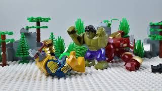 LEGO The Infinity Hulk