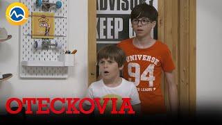 OTECKOVIA - Dorka s Lukym pristihnutí pri podivných praktikách