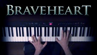 Braveheart - Main Theme on Piano | Rhaeide