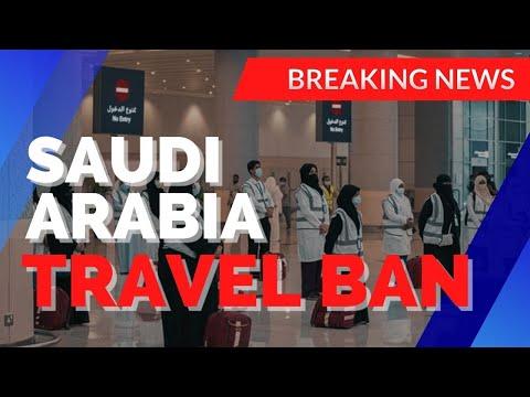 🛑BREAKING! MASSIVE CANCELLATIONS AS SAUDI ARABIA ISSUES FRESH TRAVEL BANS INCLUDING UAE