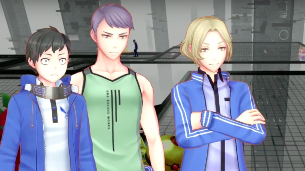 Digimon Story Cyber Sleuth: Hacker's Memory – Story and Feature Trailer