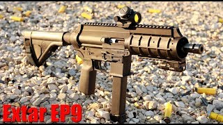 Extar Ep9 9mm Pistol Review: The Best Budget Pistol Caliber Carbine $400