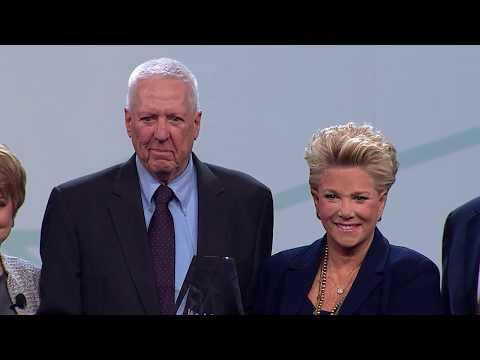 2017 NAB Distinguished Service Award Recipients David Hartman and Joan Lunden