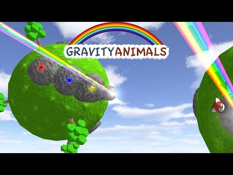 Gravity Animals Launch Trailer
