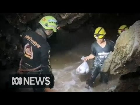 Look back at the Thai cave rescue operation that brought the