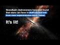 ESOcast 101 Light: Stars found in black hole blasts