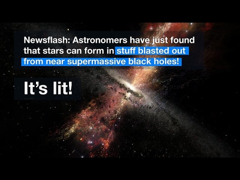 7 weird facts about black holes | MNN - Mother Nature Network