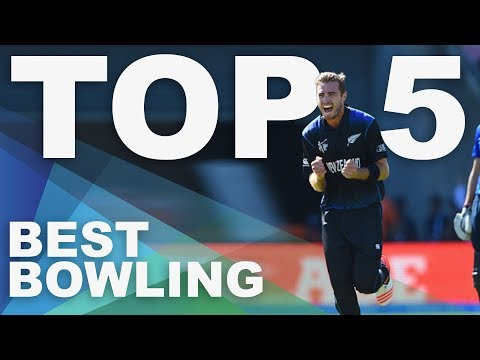 The Best Bowling Figures at the 2015 Cricket World Cup? | ICC Cricket World Cup
