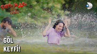 Çatı Katı Grubunun Göl Keyfi! - Çatı Katı Aşk 9.Bölüm