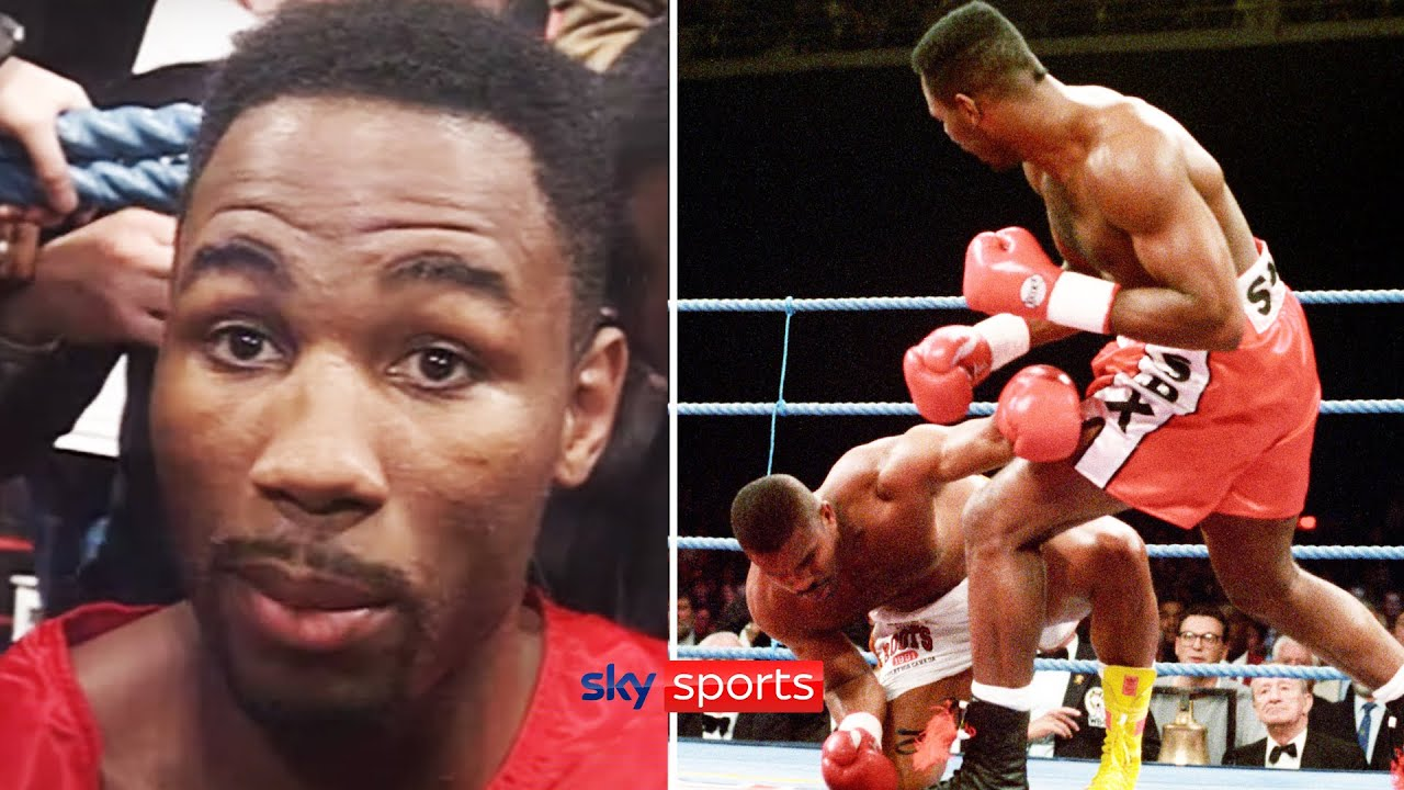 One of Lennox Lewis' MOST Explosive Fights 👊💥  Lewis vs Ruddock   Classic Fight Rewind