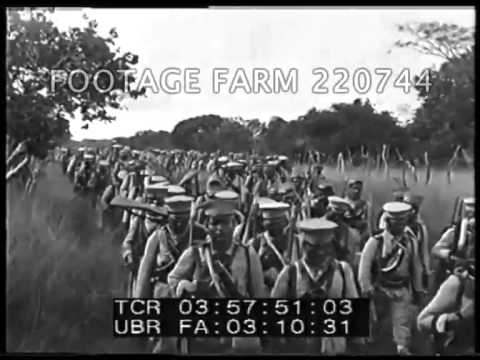 1910s, Mexico:  Rebels & Mexican Soldiers 220744-05 | Footage Farm