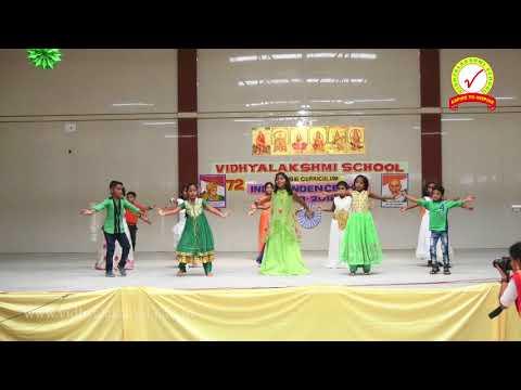 Enadhu India dance by Grade III