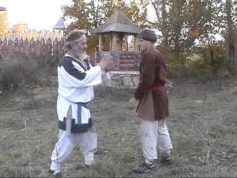 Хранитель - Русский Рукопашный Бой (ч. 3) The Keeper - Russian Hand-to-hand Fighting (part 3.)