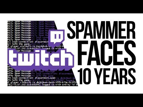 Sending spammers to jail - have Twitch gone too far?
