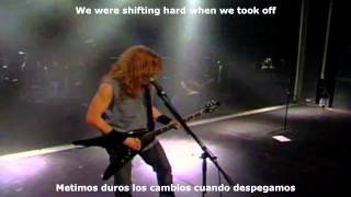 Megadeth - Mechanix Live Rude Awakening (Sub Español & English)