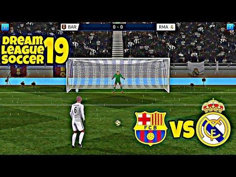Реал Мадрид - Барселона/Элитный кубок Финал/Дрим лига соккер 2019/Dream League Soccer 2019