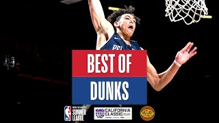 The BEST DUNKS! | 2019 NBA Summer League Video