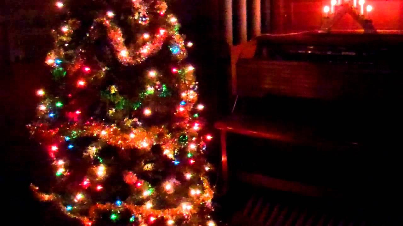 christmas tree st marys episcopal church glencoe scottish highlands of scotland - Church Of The Highlands Christmas