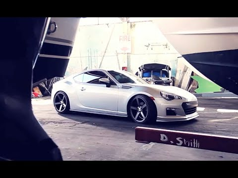 Subaru Brz Vossen 19 Cv3 Concave Wheels Rims Youtube