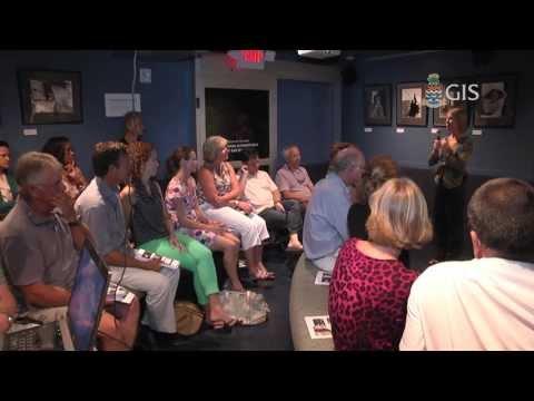 Nat Museum Speakers Series Dr Peggy Maritime Heritage